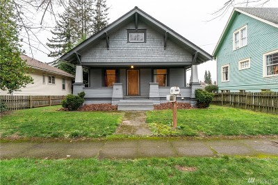 Mount Vernon Single Family Home For Sale: 121 E Highland Ave