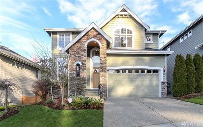 Bothell WA Single Family Home For Sale: $805,000