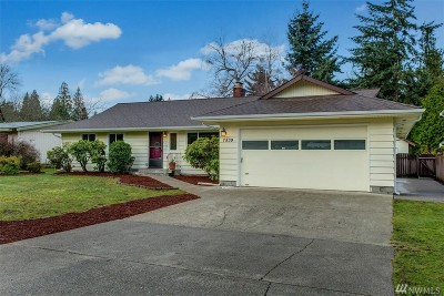 Kirkland Single Family Home For Sale: 7839 132nd Ave NE