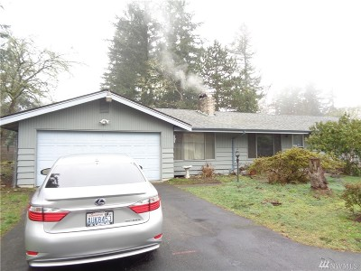 Lakewood Single Family Home For Sale: 8421 99th St Ct SW