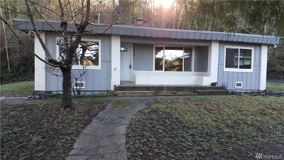 Port Orchard Single Family Home For Sale: 3661 W Frontage Rd