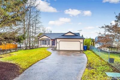 Marysville Single Family Home For Sale: 6414 63rd Dr NE