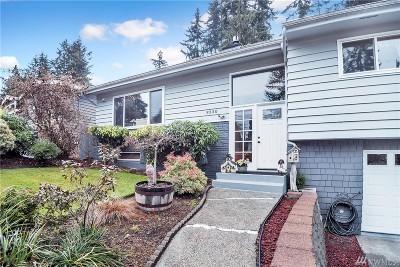 Edmonds Single Family Home For Sale: 9330 216th St SW
