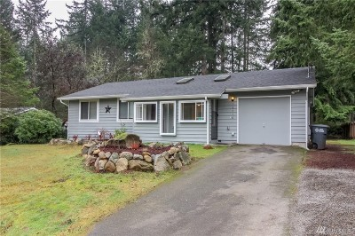 Pierce County Single Family Home For Sale: 13716 97th Ave NW