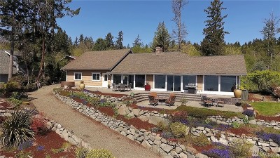 Pierce County Single Family Home For Sale: 18018 78th St