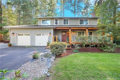 Sammamish Single Family Home For Sale: 21411 SE 16th Place