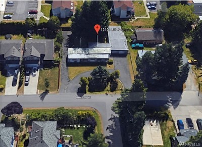 Snohomish County Residential Lots & Land For Sale: 12101 8th Ave W