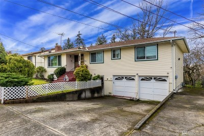 Tacoma Single Family Home For Sale: 7608 S Asotin St