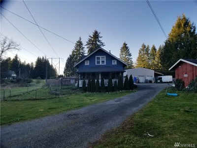 Lake Stevens Single Family Home For Sale: 2524 S. Lake Stevens Road