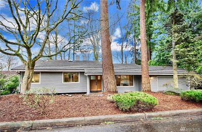 Bellevue Single Family Home For Sale: 4548 144th Ave SE