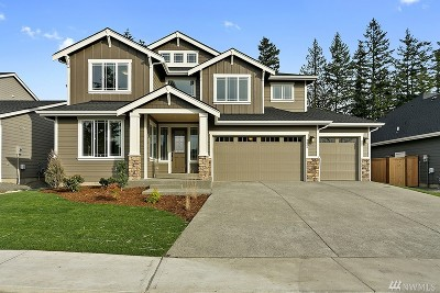 Bonney Lake Single Family Home For Sale: 7808 Connells Prairie Rd E