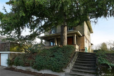 Seattle Single Family Home For Sale: 5710 Latona Ave NE