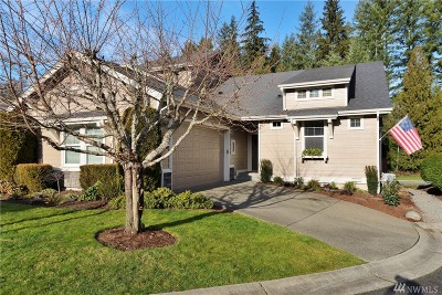 Redmond Single Family Home For Sale: 22960 NE 132nd Pl