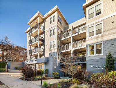 Seattle Condo/Townhouse For Sale: 420 Valley St #W308