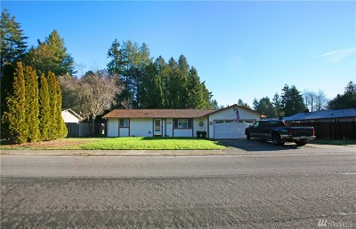 Bremerton Single Family Home For Sale: 257 NE Silver Pine Dr