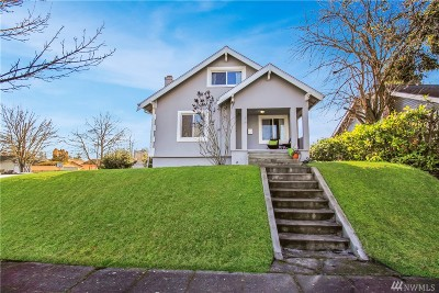 Tacoma Single Family Home For Sale: 402 S 46th St
