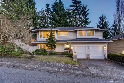 Bellevue Single Family Home For Sale: 6302 150th Ave SE