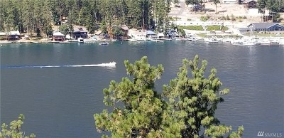 Chelan, Chelan Falls, Entiat, Manson, Brewster, Bridgeport, Orondo Residential Lots & Land For Sale: 4795 Chelan Blvd