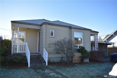Burlington Single Family Home For Sale: 1034 E Victoria