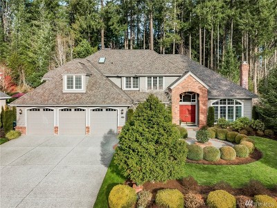Sammamish Single Family Home For Sale: 25878 SE 22nd Place