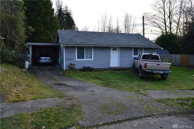 Shoreline Single Family Home For Sale: 15404 2nd Ave NE