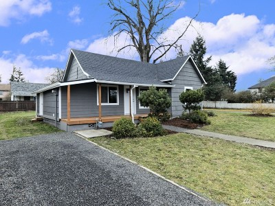 Centralia Single Family Home For Sale: 702 Yew St