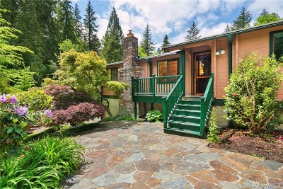 Single Family Home For Sale: 16809 269th Ave SE