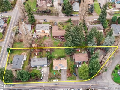 Bothell Residential Lots & Land For Sale: 10412 NE 185th St
