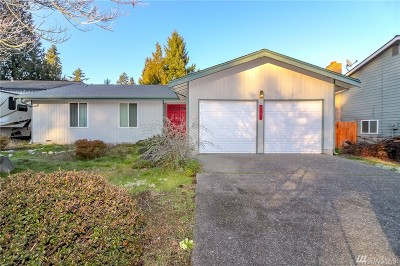 Federal Way Single Family Home For Sale: 4732 SW 313th Place
