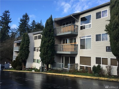 Tukwila Condo/Townhouse For Sale: 15142 65th Ave S #314