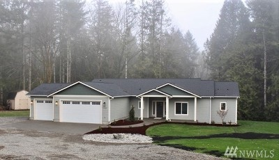 Olympia Single Family Home For Sale: 6310 Zangle Rd NE