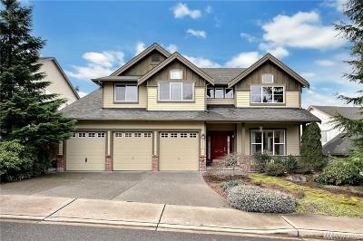 Auburn WA Single Family Home For Sale: $529,800