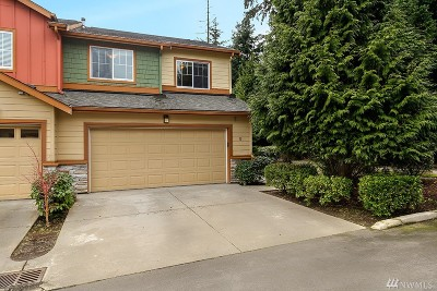 Lynnwood Single Family Home For Sale: 18424 36th Ave W #C