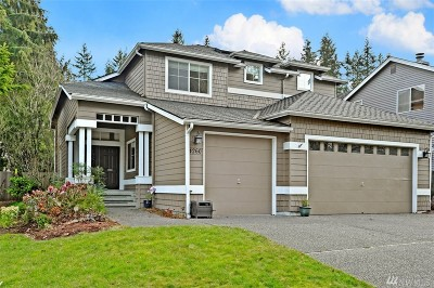Issaquah Single Family Home For Sale: 4260 257th Place SE