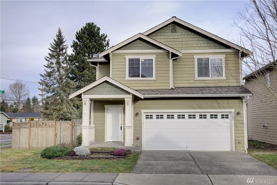 Lake Stevens Single Family Home For Sale: 9909 3rd St NE