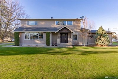 Whatcom County Single Family Home For Sale: 6929 Old Guide Rd