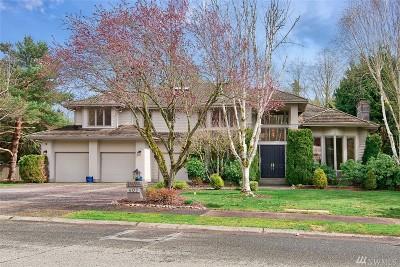 Bellevue WA Single Family Home For Sale: $1,700,000