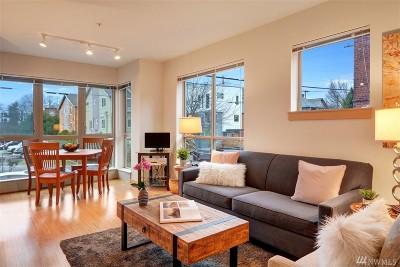 Seattle Condo/Townhouse For Sale: 1410 E Pine St #W112