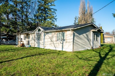 Custer Single Family Home For Sale: 2522 Birch Bay Lynden Rd