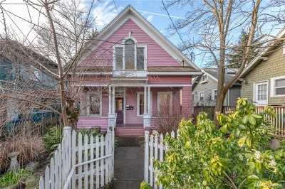 Seattle Single Family Home For Sale: 333 16th Ave