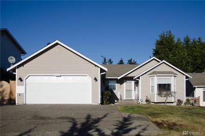 Lynnwood Single Family Home For Sale: 2723 144th St SW