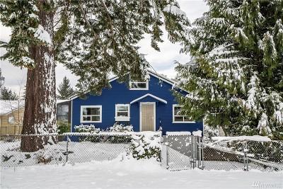 Tacoma Single Family Home For Sale: 8824 S Thompson Ave