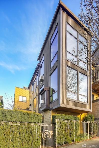 Seattle Single Family Home For Sale: 3818 S Hudson St
