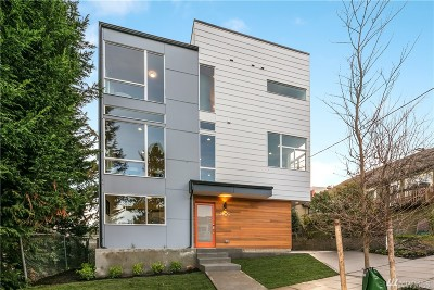 Seattle Single Family Home For Sale: 2409 E Pike St