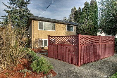 Seattle Single Family Home For Sale: 632 NW 49th St