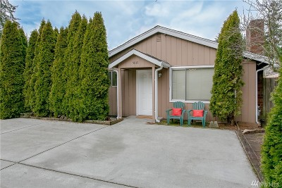 Mountlake Terrace Single Family Home For Sale: 5015 244th St SW