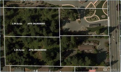 Puyallup Residential Lots & Land For Sale: 2 5th St SE