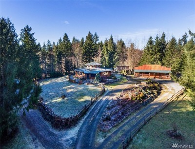 Orting Single Family Home For Sale: 18816 230th Ave E