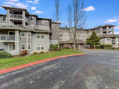 Issaquah Condo/Townhouse For Sale: 4535 Providence Point Place SE #302