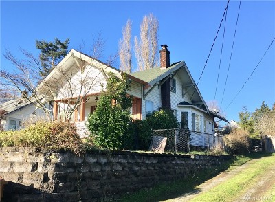 Tacoma Single Family Home For Sale: 1513 S 53rd St